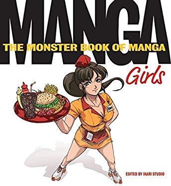The Monster Book of Manga: Girls 9780061537943