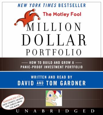 The Motley Fool Million Dollar Portfolio CD: The Complete Investment Strategy That Beats the Market 9780061729904