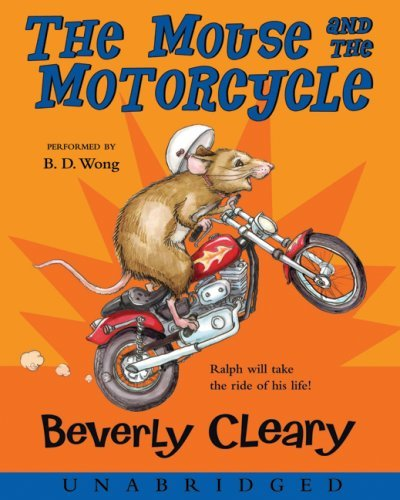 The Mouse and the Motorcycle CD: The Mouse and the Motorcycle CD
