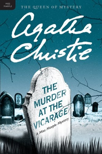 The Murder at the Vicarage 9780062073600