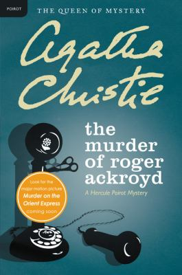 The Murder of Roger Ackroyd 9780062073563