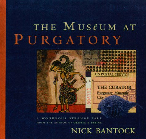 The Museum at Purgatory [With Special and Usable Stamps] 9780067575468