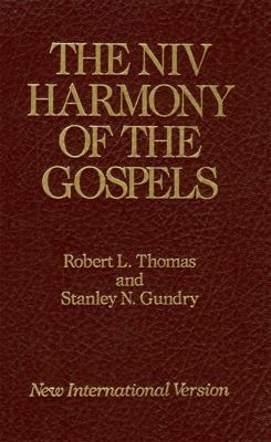 The NIV Harmony of the Gospels: With Explanations and Essays 9780060635237