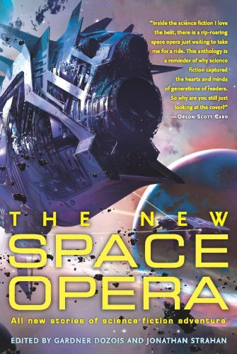 The New Space Opera 9780060846756