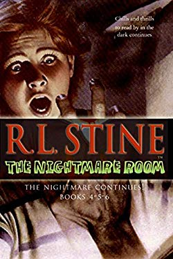 The Nightmare Room: The Nightmare Continues! Books 4-5-6; Liar Liar/Dear Diary I'm Dead/They Call Me Creature