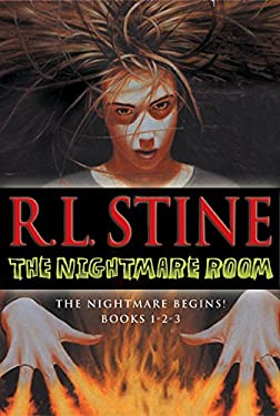 The Nightmare Room, Books 1-2-3: The Nightmare Begins!