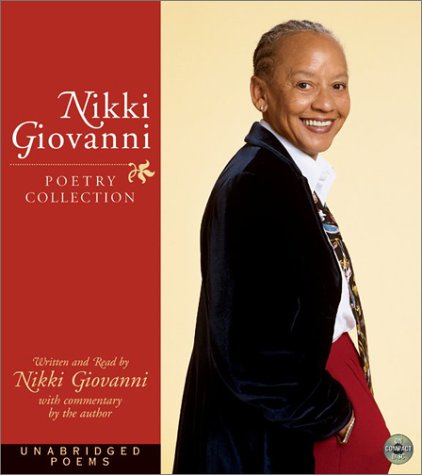 The Nikki Giovanni Poetry Collection CD: The Nikki Giovanni Poetry Collection CD