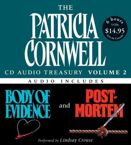 The Patricia Cornwell CD Audio Treasury, Volume 2: Body of Evidence/Post Mortem 9780061127403