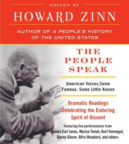 The People Speak CD: The People Speak CD