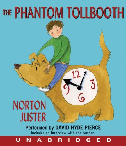 The Phantom Tollbooth 9780061672651