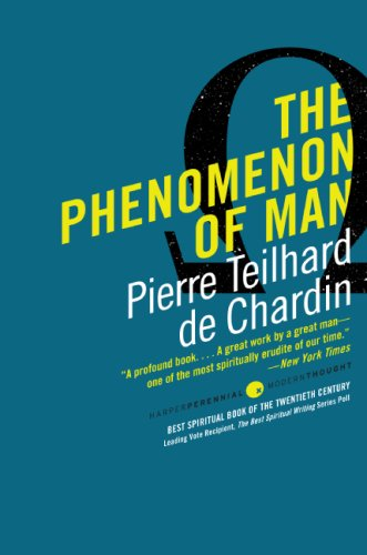 The Phenomenon of Man 9780061632655