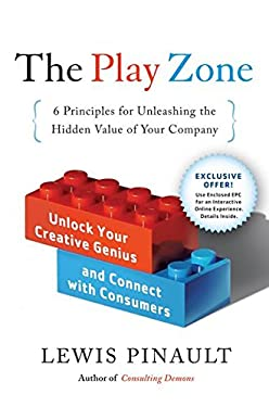 The Play Zone: Unlock Your Creative Genius and Connect with Consumers
