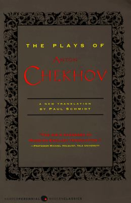 The Plays of Anton Chekhov 9780060928759