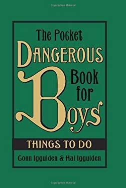 The Pocket Dangerous Book for Boys: Things to Do 9780061656828