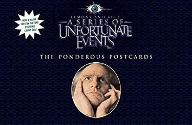 The Ponderous Postcards 9780060757328