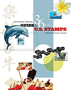 The Postal Service Guide to Us Stamps, 36th Edition 9780061851582