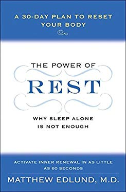 The Power of Rest: Why Sleep Alone Is Not Enough