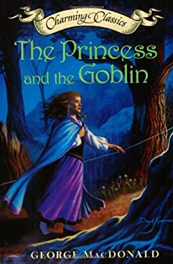The Princess and the Goblin Book and Charm