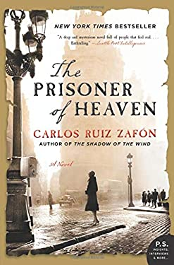 The Prisoner of Heaven 9780062206299