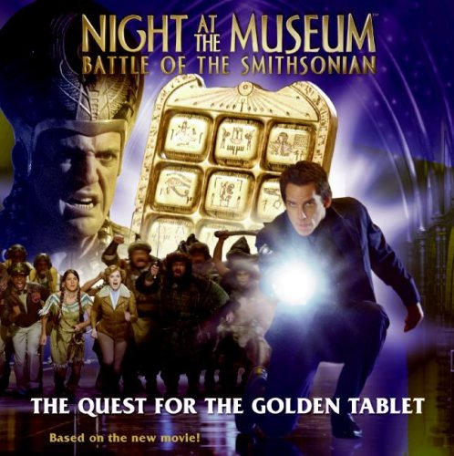 The Quest for the Golden Tablet