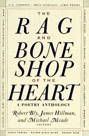The Rag and Bone Shop of the Heart: Poetry Anthology, a 9780060924201
