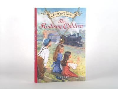 The Railway Children Book and Charm [With Charm]