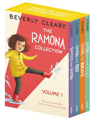 The Ramona Collection, Volume 1: Ramona and Her Father/Ramona the Brave/Ramona the Pest/Beezus and Ramona