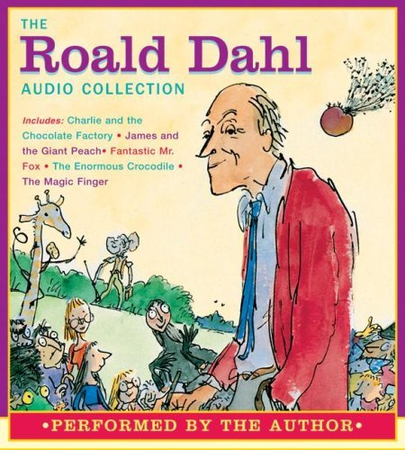 The Roald Dahl Audio Collection: Charlie and the Chocolate Factory/James and the Giant Peach/Fantastic Mr. Fox/The Enormous Crocodile/The Magic Finger 9780061214967