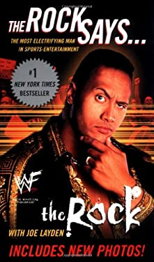 The Rock Say