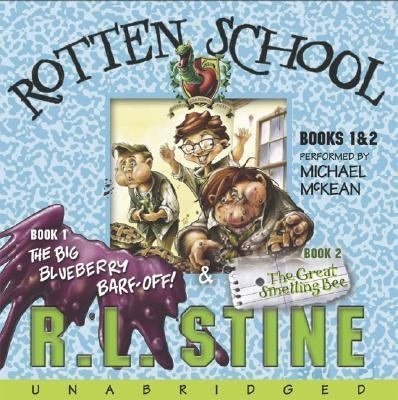 The Rotten School #1 and #2 CD: The Rotten School #1 and #2 CD