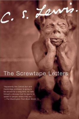 The Screwtape Letters 9780060652890