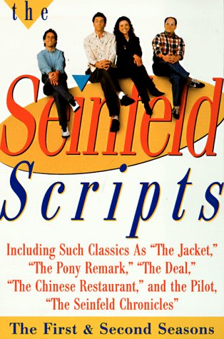 The Seinfeld Scripts: The First and Second Seasons 9780060953034