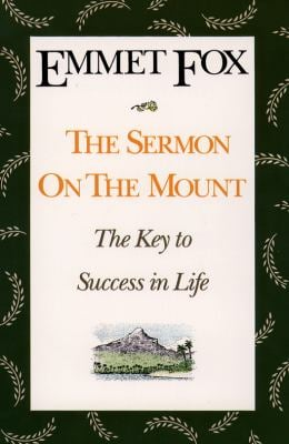 Sermon on the Mount : The Key to Success in Life