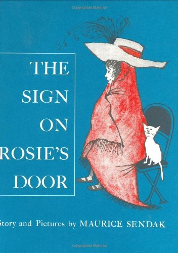 The Sign on Rosie's Door 9780060287955