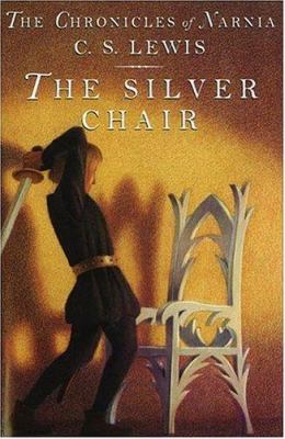 The Silver Chair (Paper-Over-Board)