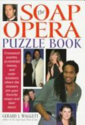The Soap Opera Puzzle Book