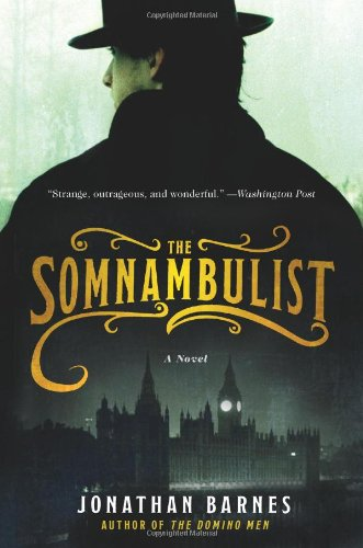 The Somnambulist 9780061375392