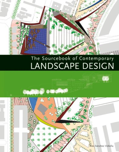 The Sourcebook of Contemporary Landscape Design