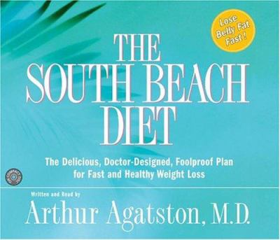 The South Beach Diet CD Long Box: The South Beach Diet CD Long Box