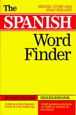 The Spanish Word Finder