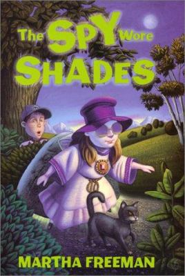 The Spy Wore Shades