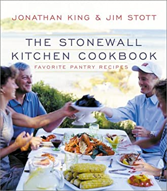 The Stonewall Kitchen Cookbook: Favorite Pantry Recipes 9780060197834