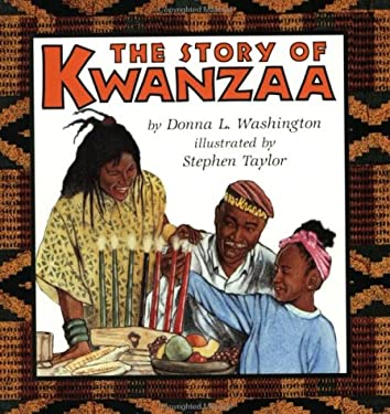 The Story of Kwanzaa 9780064462006
