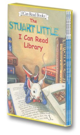 The Stuart Little I Can Read Library Box Set