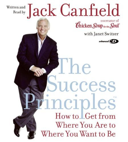 The Success Principles(tm) CD: The Success Principles(tm) CD 9780060599843