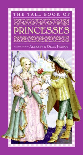 The Tall Book of Princesses