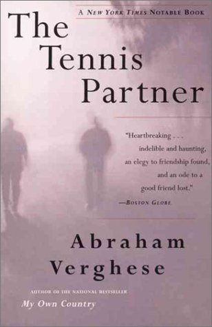 The Tennis Partner 9780060931131