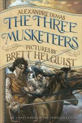 The Three Musketeers: Illustrated Young Readers' Edition 11155414