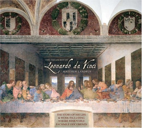 The Treasures of Leonardo Da Vinci 9780061136849