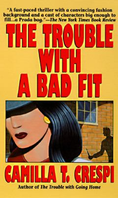 The Trouble with a Bit Fit: A Simona Griffo Mystery